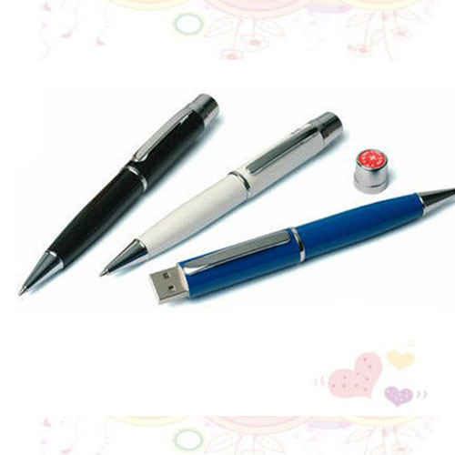 Supply Laser USB Pen USB Writing Pen USB Pen Body OEM Custom Logo 32GB