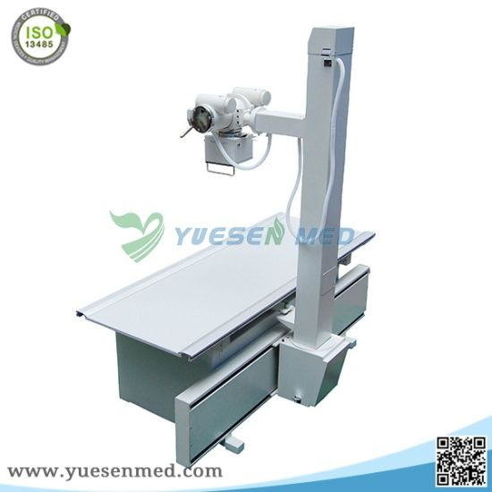 20/50kw High Frequency Medical Stationary Chest X-ray System pictures & photos