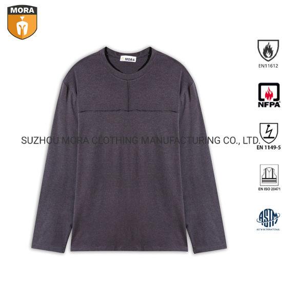 Fr Clothing Uniform Work Wear Sweatshirt Underwear with Long Sleeve