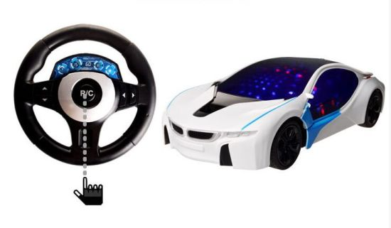 Kids R/C Model BMW I8 (License) Car Toy pictures & photos