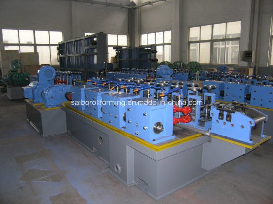 Tube Welding Pipe Making Machine Line (YX-50) pictures & photos