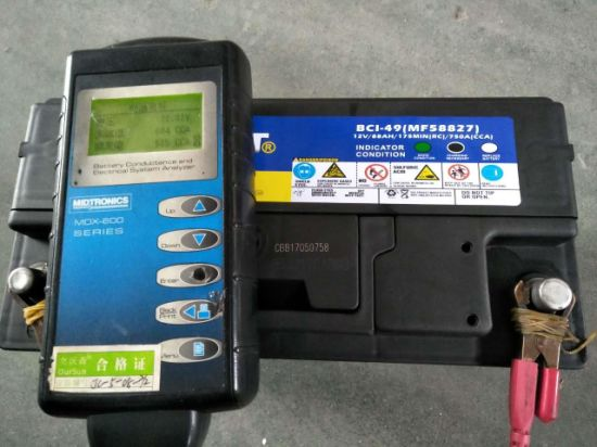 Hot Sale Bci-49 12V88ah Maintenance Free Car Battery (58827MF) pictures & photos