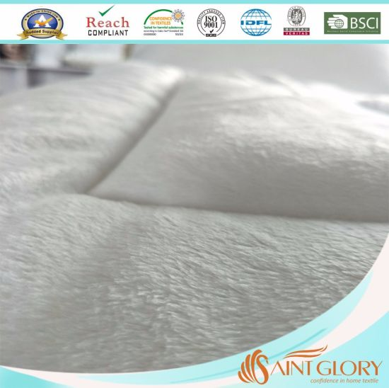 Premium Breathable Hypoallergenic Mattress Protector pictures & photos