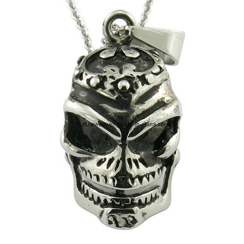 Gothic Skull Jewelry Fashion Pendant