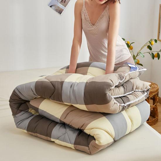 Comforter Sets Bedding Duvets 100% Cotton Quilt Bed Comforter Set