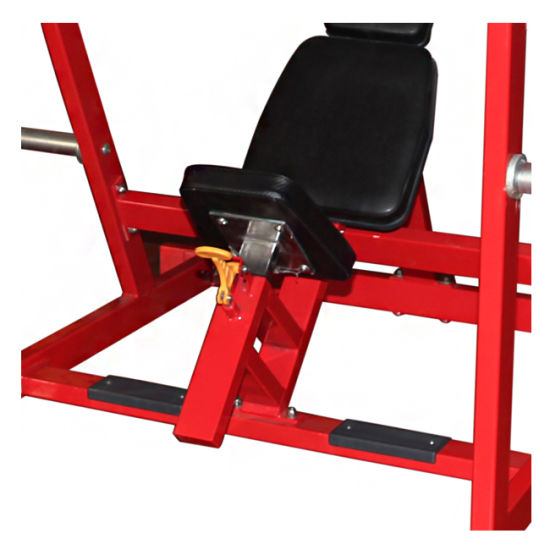 Body Building Machine ISO-Lateral Shoulder Press Hammer Strength Gym Equipment pictures & photos