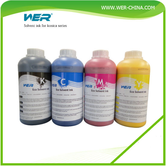 Oil Based Eco Solvent Ink for Epson Dx5 /Roland/Mimaki /Mutoh pictures & photos