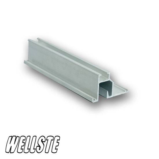 China Custom 6000 Series Anodized Aluminum Extrusion LED Frame Light ...