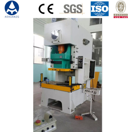 Hot Sale Press Machine for Punch Hole Metal Plate Punching Machine and Jh21 C-Frame Pneumatic Press Machine