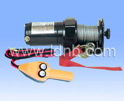 Electrical Winch (LD1500-A) pictures & photos