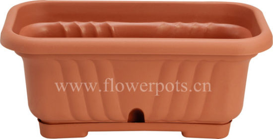 Window Box with Saucer (KD4202)