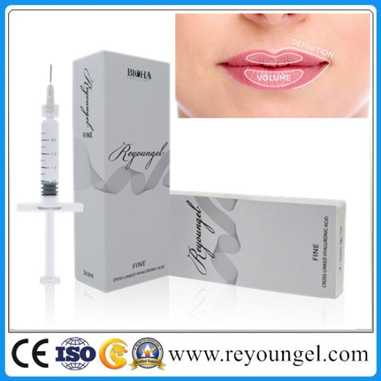 Dermal Filler Hyaluronate Acid Injections for Breast Enlargement pictures & photos