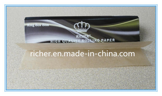 Rolling Paper Mill Custom Rolling Paper Acceptable pictures & photos