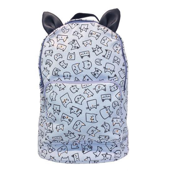 Kitty Ear Canvas Shoulder Bag Promotional Bag Gift Bag Travel Date Backpack