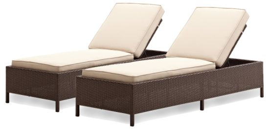 Hot Sale High Quality Hanmake Rattan Weave Lounge Furniture with Adjustable Back