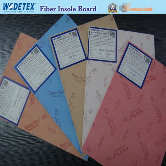Good Quality Nonwoven Insole Board and Fiber Insole Board for Shoe