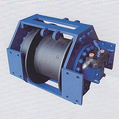 Hydraulic Drive Winch (YJP100B)