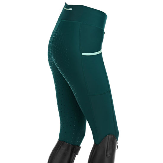 New Arrive Stretchable Horse Riding Tights Silicone Breeches Full Seat Jodhpurs Leggings