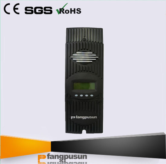 Solar Panel Home System 7500W Fangpusun China MPPT Solar Power Charge Controller 80A