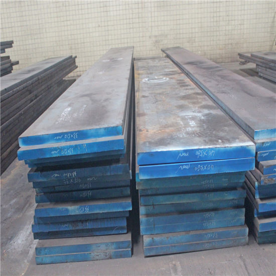 SKS3 1.2510 O1 High Hardness Steel Plate & flat bar of Cold Work Mould Steel
