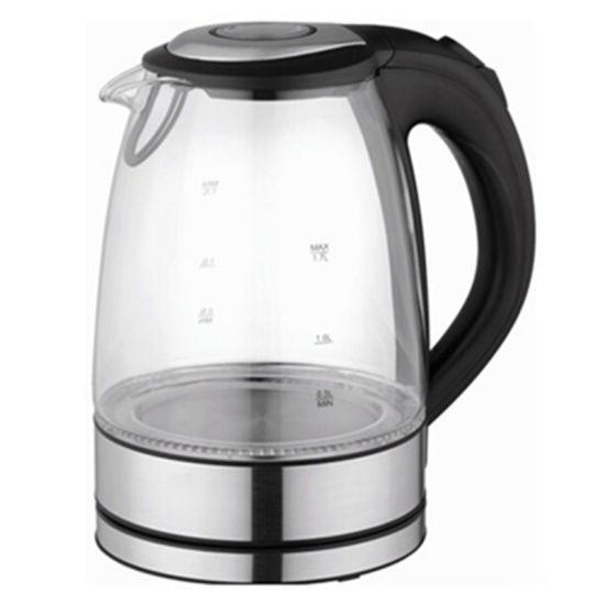 1.7 Liter Glass Tea Electric Kettle