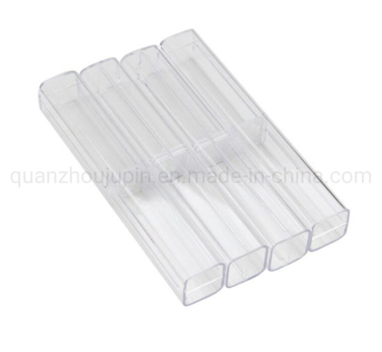 OEM Portable Plastic Transparent Single Pack Stationery Box pictures & photos