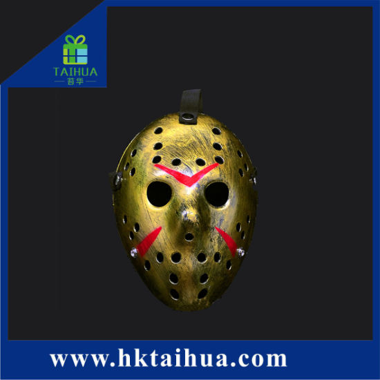 High Quality Plastic Mask for Halloween Party Masquerade