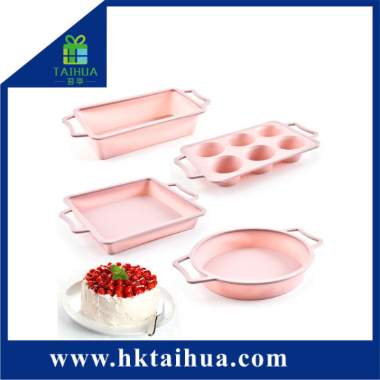 Promotional Silicone Cake Mold pictures & photos