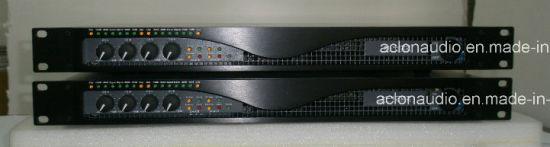 Four Channel Portable Professional Audio System 9kg Class D Digital Amplifier