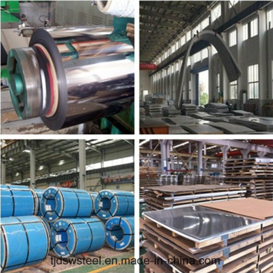 1-3mm Thickness 304 Stainless Steel Sheet Including Over 8% Nicken