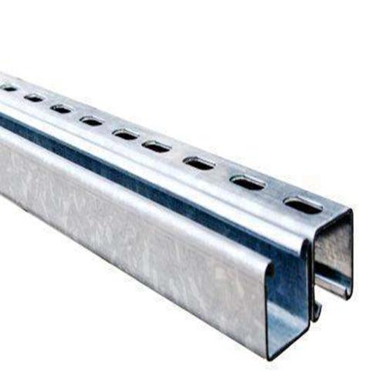 Mesco Steel S320gd Zm430 PV Solar Mounting Bracket System Zn-Al-Mg Steel Pipe