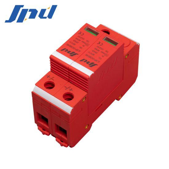 Jinli 40ka DC 24V 48V Surge Protector Jlsp-DC85/40 Surge Protection Device