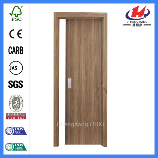 China 18 Inch Closet Door Solid Wood Doors Cheap Sliding Door