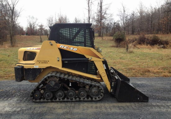 Rubber Tracks for Caterpillar 287 Loaders pictures & photos