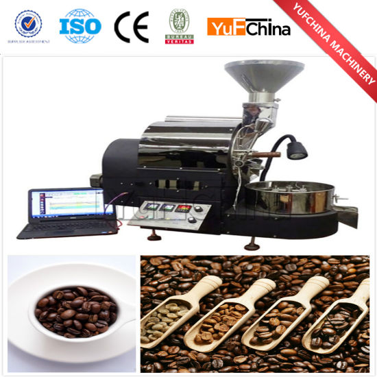 New Design and Classic Model 8kg Coffee Roaster pictures & photos