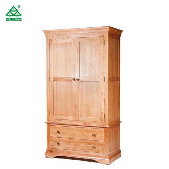 Wooden Hotel Furniture Wardrobe/Closet/Armoire Wardrobe From China Factory