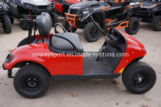 Factory Supplier New Original Fashion Design Ezgo Valor Golf Cart