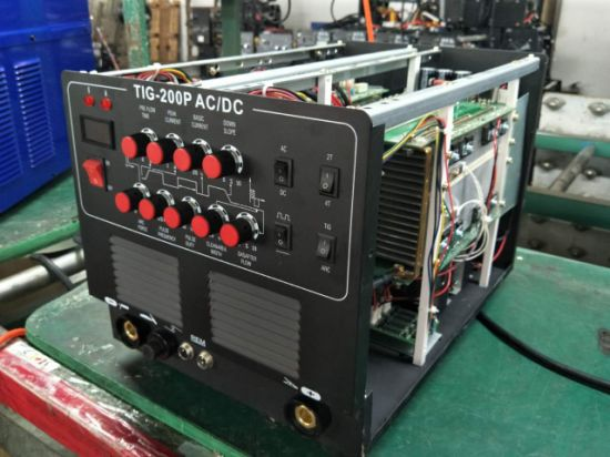 China Best Quality Inverter DC TIG Welding Machine TIG250AC/DC pictures & photos