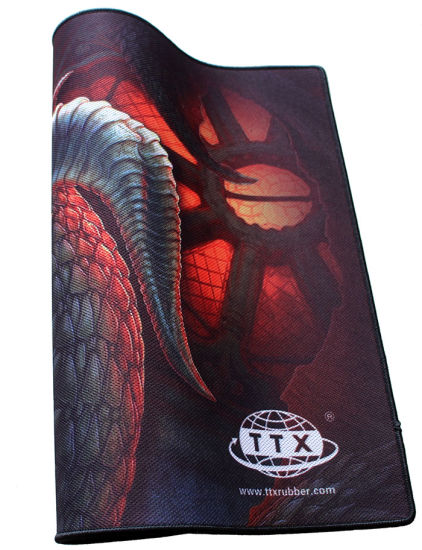 Dye Sublimation Large Size Game Mat pictures & photos
