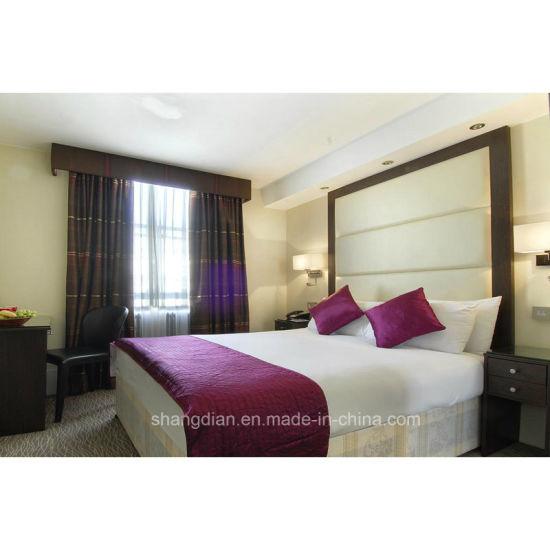 Custom Made Modern Hotel Bedroom Furniture Dubai Used (KL TF 0025)