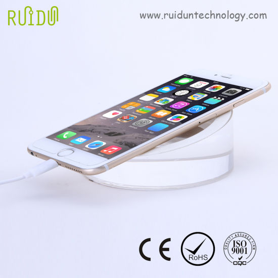 China Cell Phone Accessory Display Stand With Alarm Cell Phone Impressive Mobile Phone Accessories Display Stand