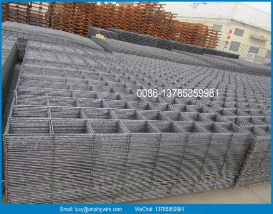 Australia and New Zealand SL62 SL72 SL82 SL92 Welded Concrete Reinforcing Wire Mesh Panel Factory / Ribbed or Deformed Steel Bar Reinforcement Mesh