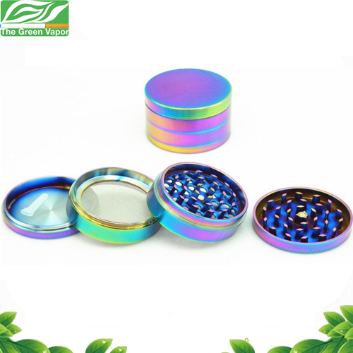 Engraving Logo for Free, 40mm 50mm 4 Layers Wholesale Herb Grinder, Herb Grinder pictures & photos