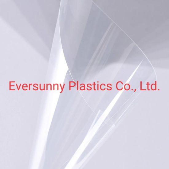 Customized Clear a Pet (Amorphous Polyethylene Terephthalate) Film PETG Sheet for Vacuum Forming