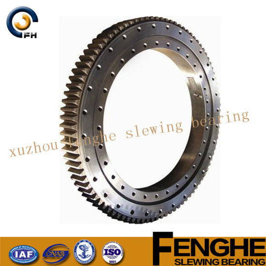 Rock Drilling Machinery Slewing Bearing pictures & photos
