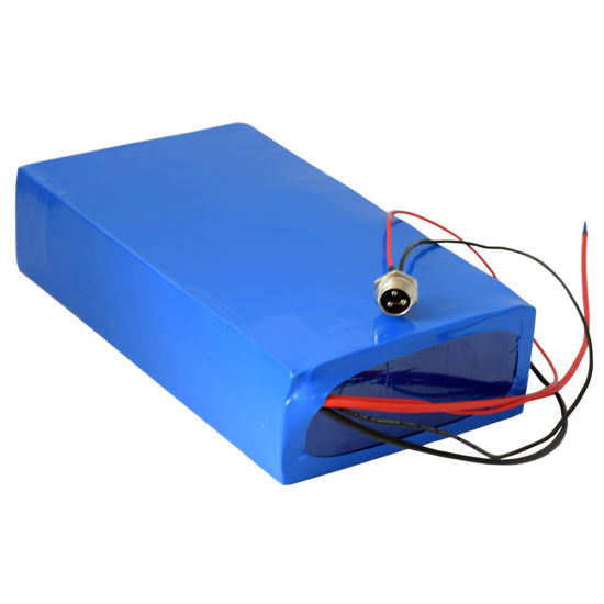 Rechargeable 59.2V 12ah 18650 Lithium Ion Battery Pack pictures & photos