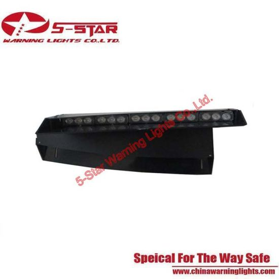 LED Dash Visor Emergency Vehicle Strobe Flashing Warning Light pictures & photos