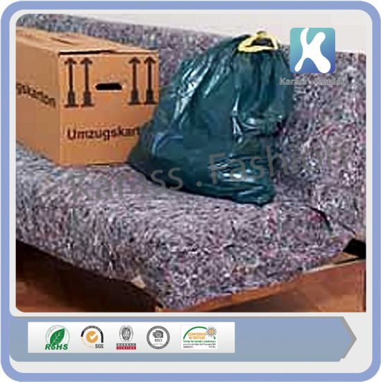 15% Cotton/ 85% Synthetic Fiber Painter Cover Fleece, Abdeckvlies