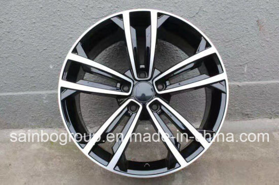 18x8 Replica Automotive Rims For 2017 Vw Golf Gtd Car