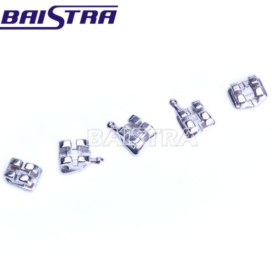 China Top Manufacturer Mini Edgewise. 022 Orthodontic Brackets